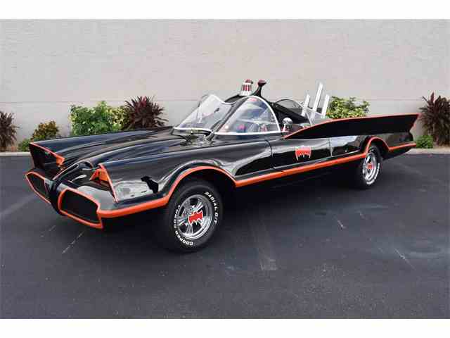 Picture of '66 Batmobile - M70Y