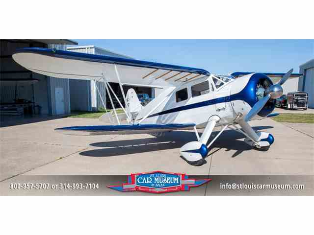 Picture of Classic 1937 WACO Classic Aircraft - $159,900.00 - M36I