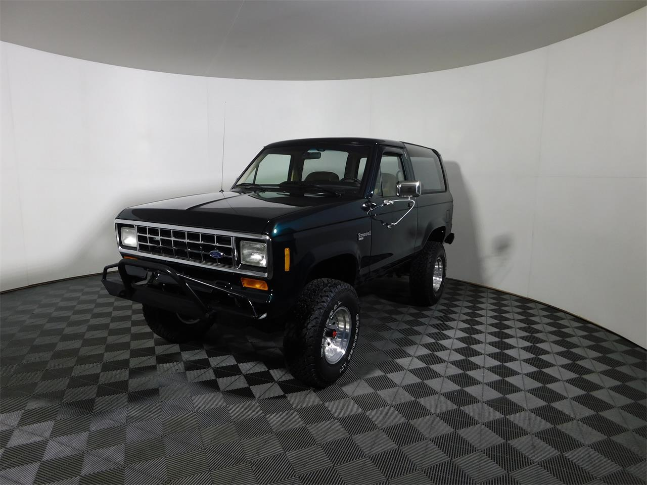 Large Picture of '88 Bronco II - M71A