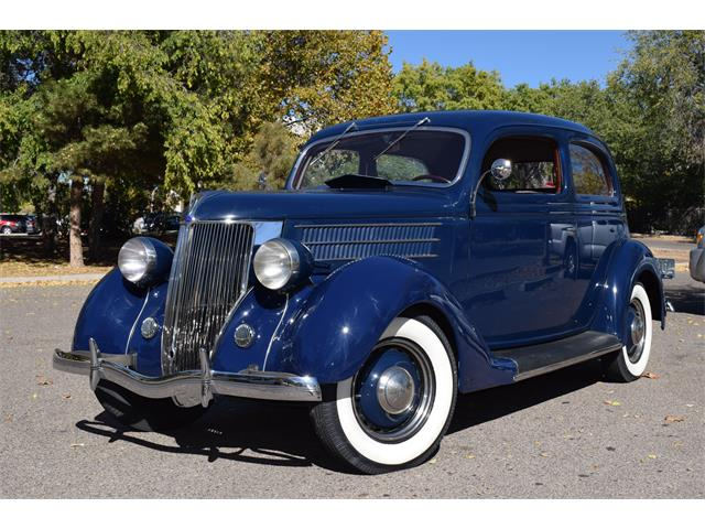Picture of '36 2-Dr Sedan - M71G