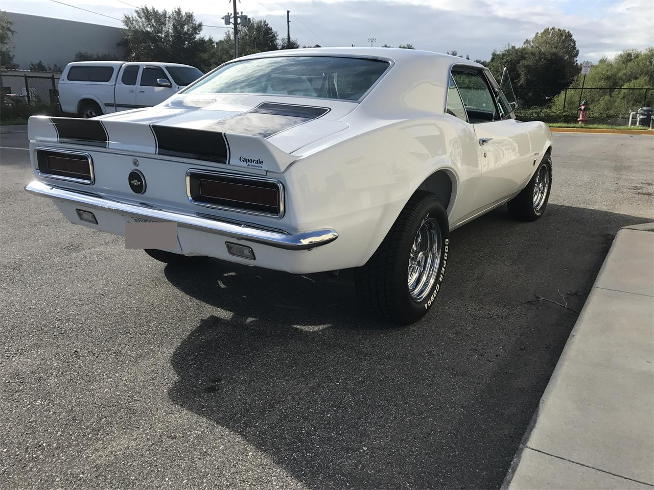 Large Picture of '67 Camaro RS - M71H