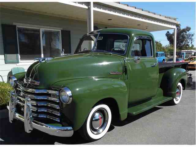 1951 Chevrolet 3100 for Sale on ClicCars.com