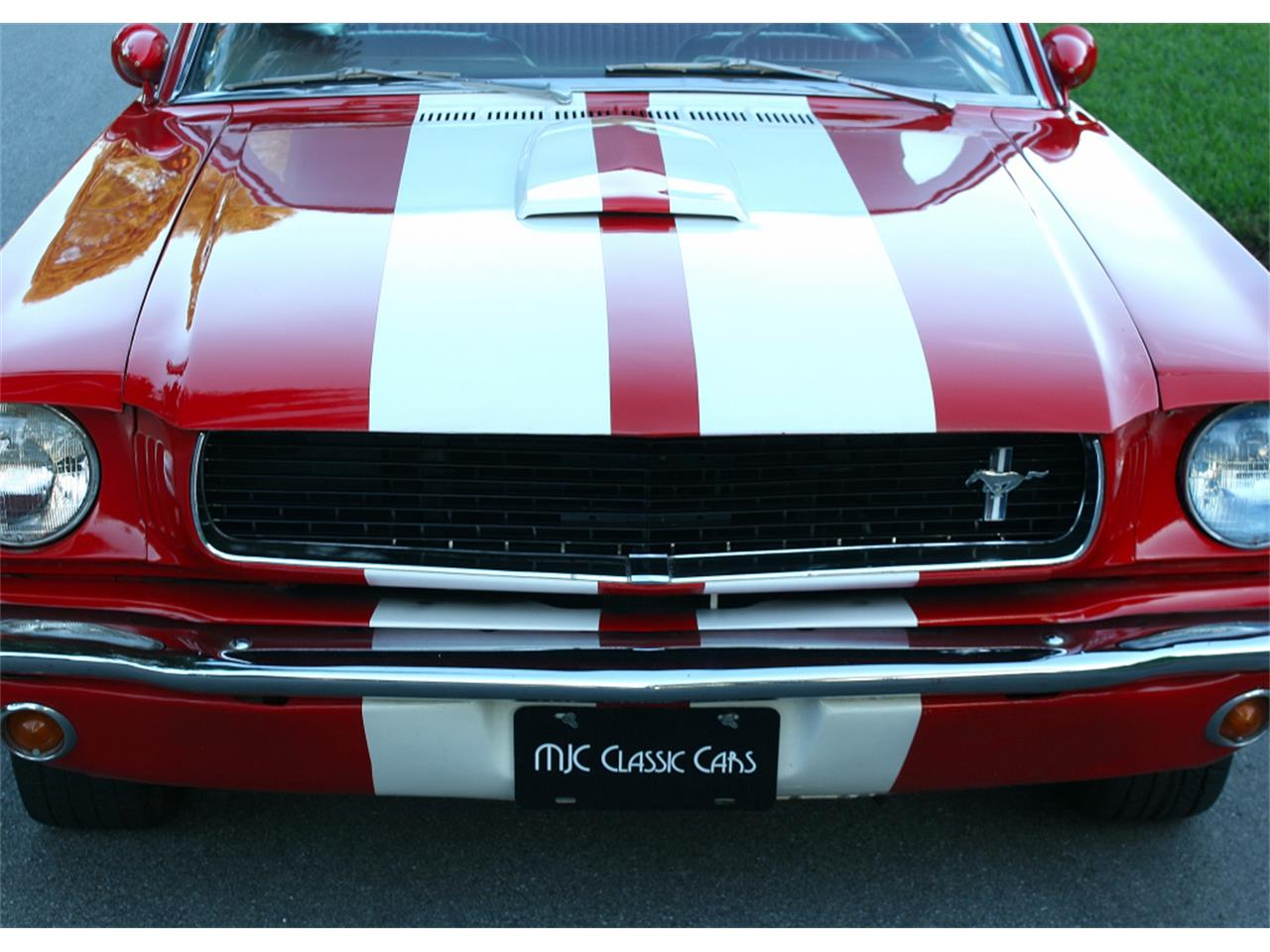 Large Picture of '66 Mustang - M722