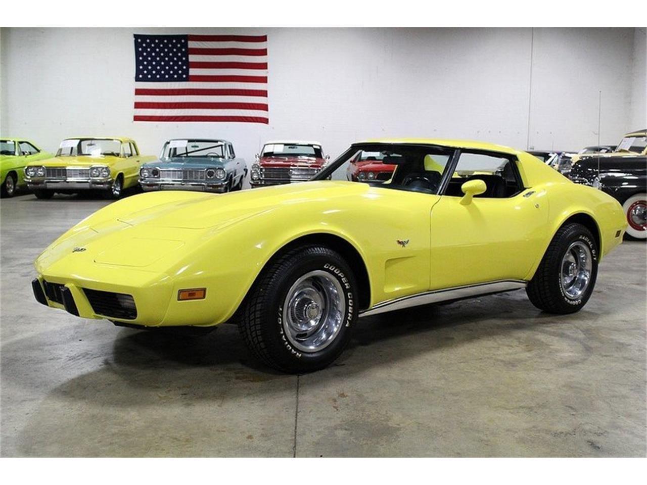 1977 Corvette For Sale >> For Sale 1977 Chevrolet Corvette In Kentwood Michigan
