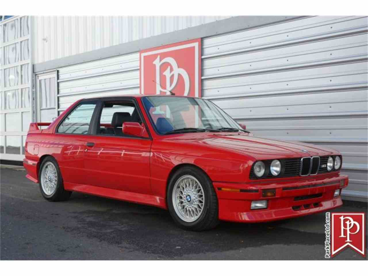 Large Picture of '88 M3 - $52,950.00 Offered by Park Place Ltd - M72M