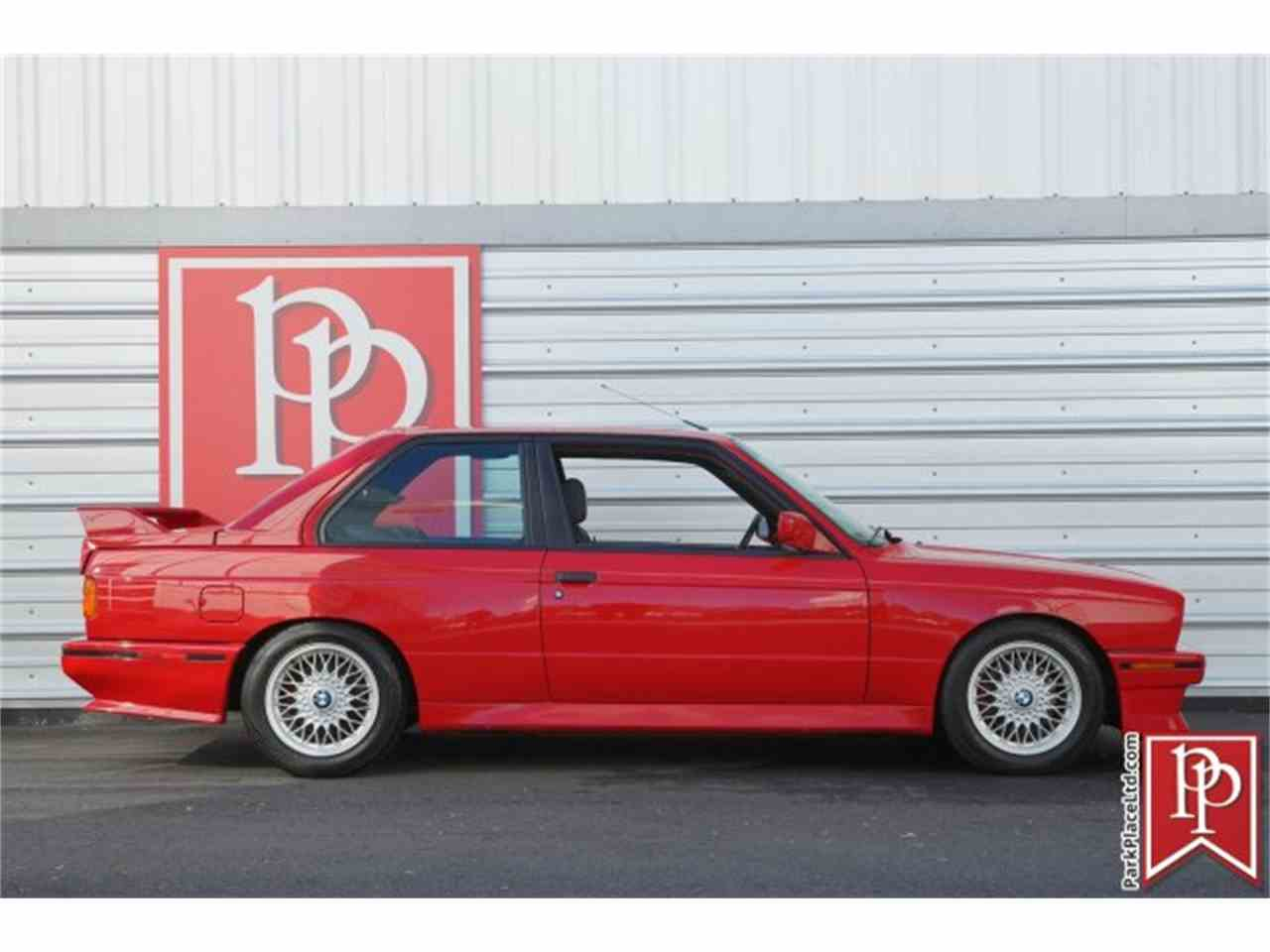 Large Picture of '88 BMW M3 Offered by Park Place Ltd - M72M