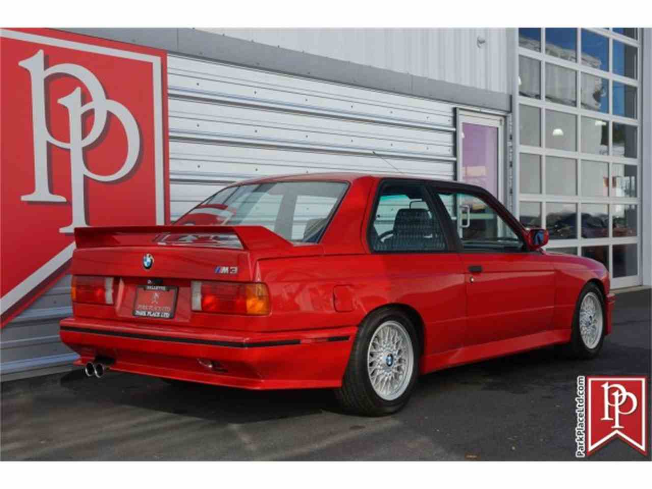 Large Picture of 1988 BMW M3 located in Bellevue Washington - $52,950.00 Offered by Park Place Ltd - M72M