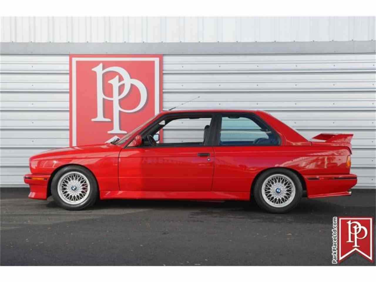 Large Picture of '88 M3 Offered by Park Place Ltd - M72M