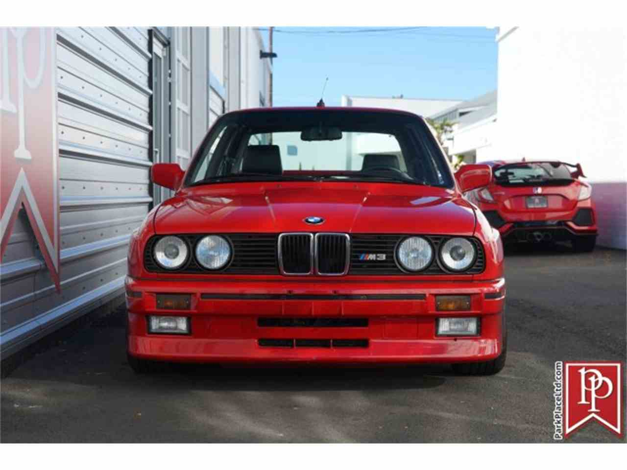 Large Picture of '88 BMW M3 - $52,950.00 - M72M