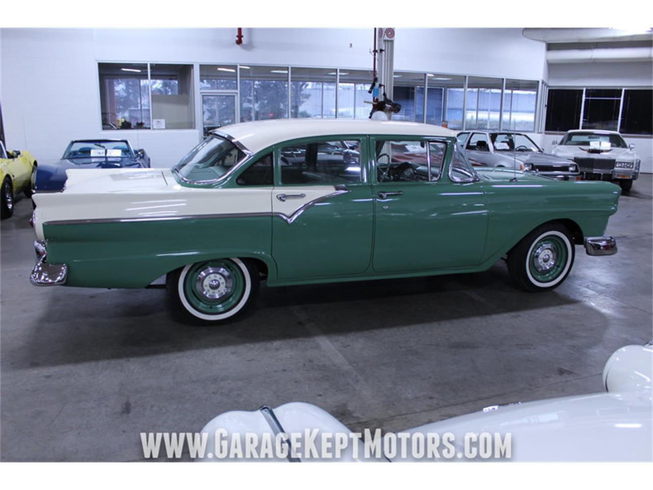 Large Picture of Classic 1957 Ford Custom 300 - M72V