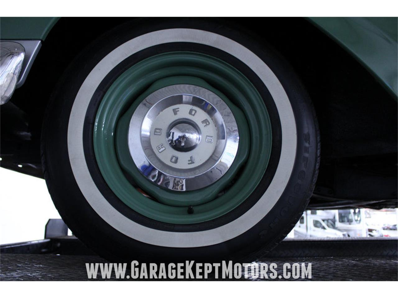 Large Picture of '57 Ford Custom 300 located in Grand Rapids Michigan - $13,900.00 Offered by Garage Kept Motors - M72V