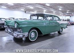Picture of '57 Ford Custom 300 located in Michigan Offered by Garage Kept Motors - M72V