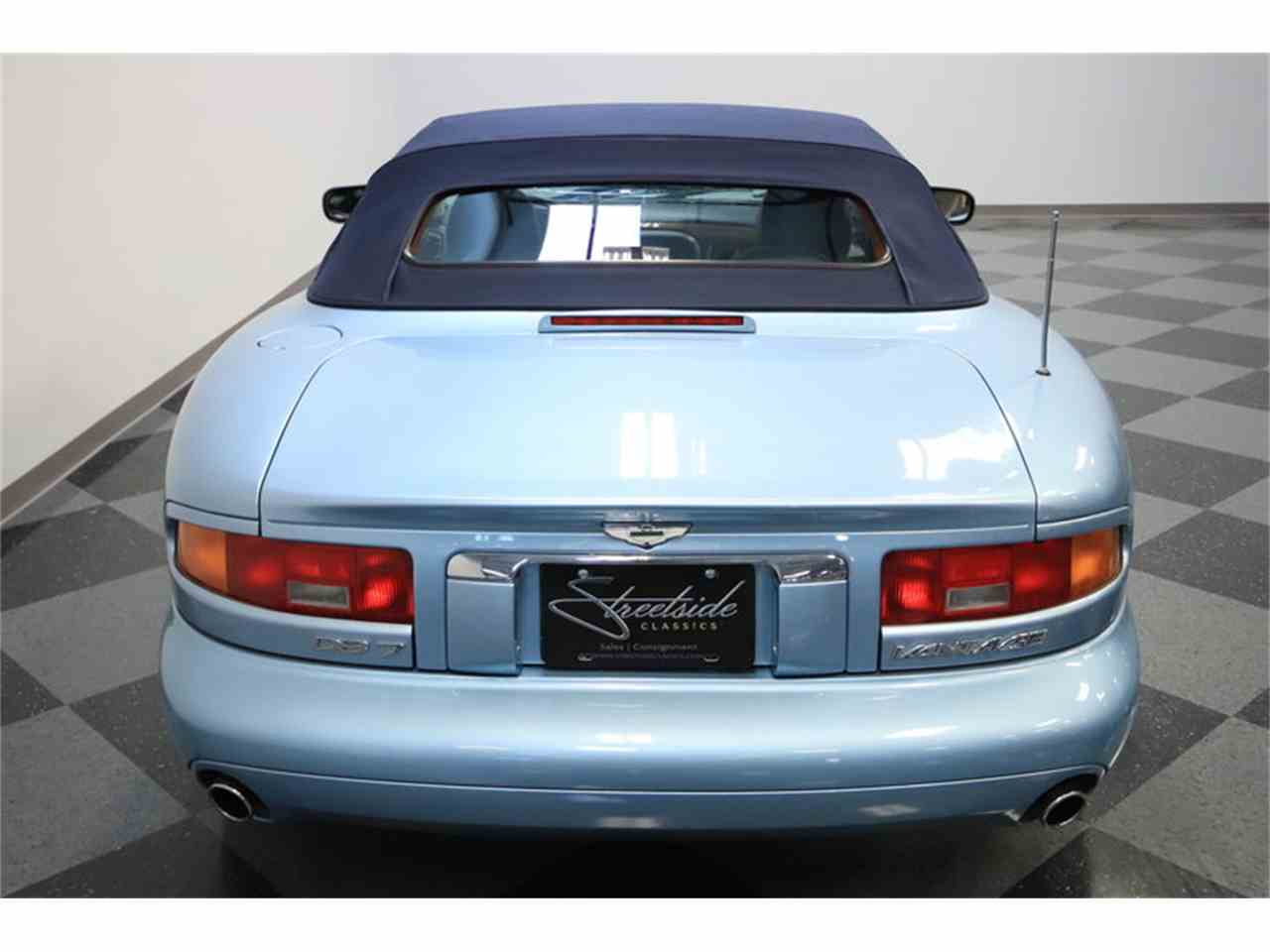 Large Picture of 2000 Aston Martin DB7 Vantage Volante - M73B