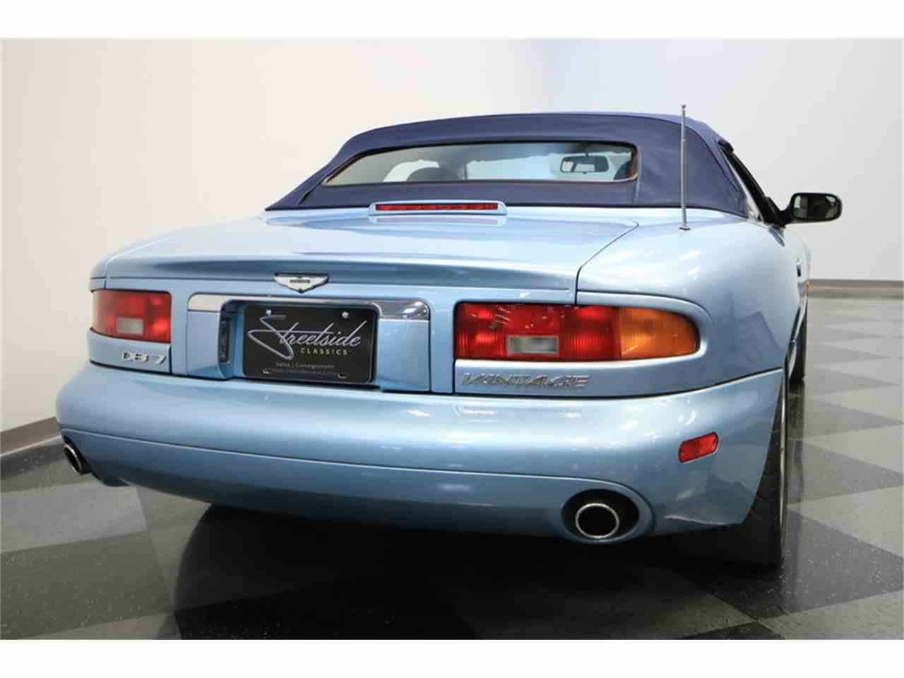 Large Picture of 2000 Aston Martin DB7 Vantage Volante located in Arizona - $39,995.00 - M73B