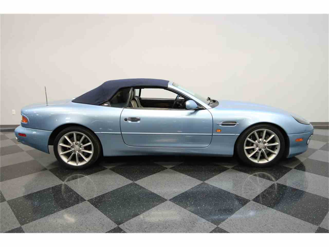Large Picture of '00 Aston Martin DB7 Vantage Volante - $39,995.00 Offered by Streetside Classics - Phoenix - M73B