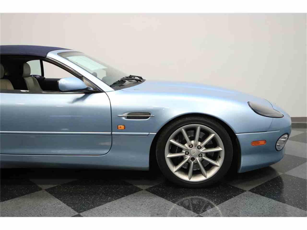 Large Picture of 2000 DB7 Vantage Volante - M73B