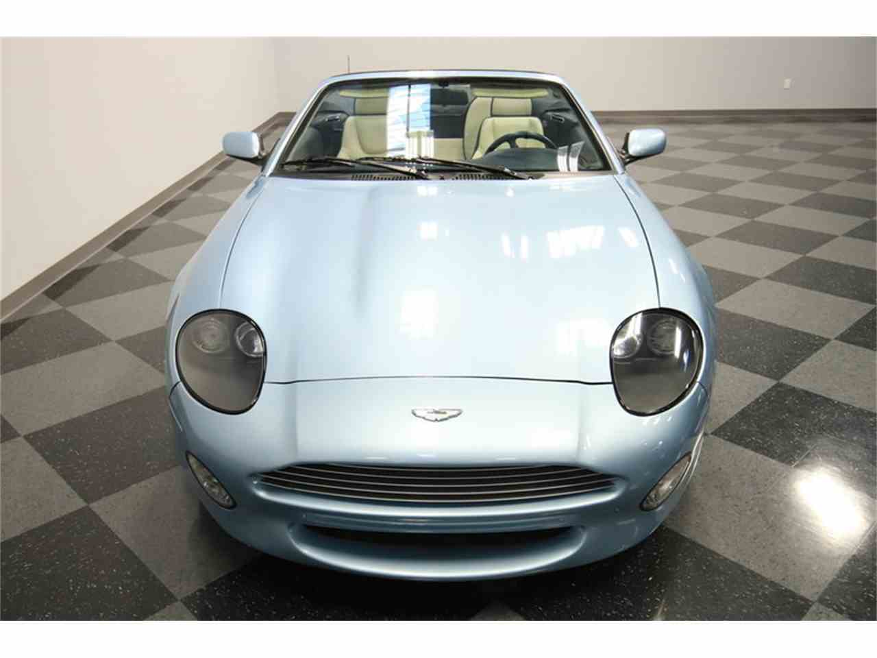Large Picture of 2000 Aston Martin DB7 Vantage Volante located in Mesa Arizona - M73B