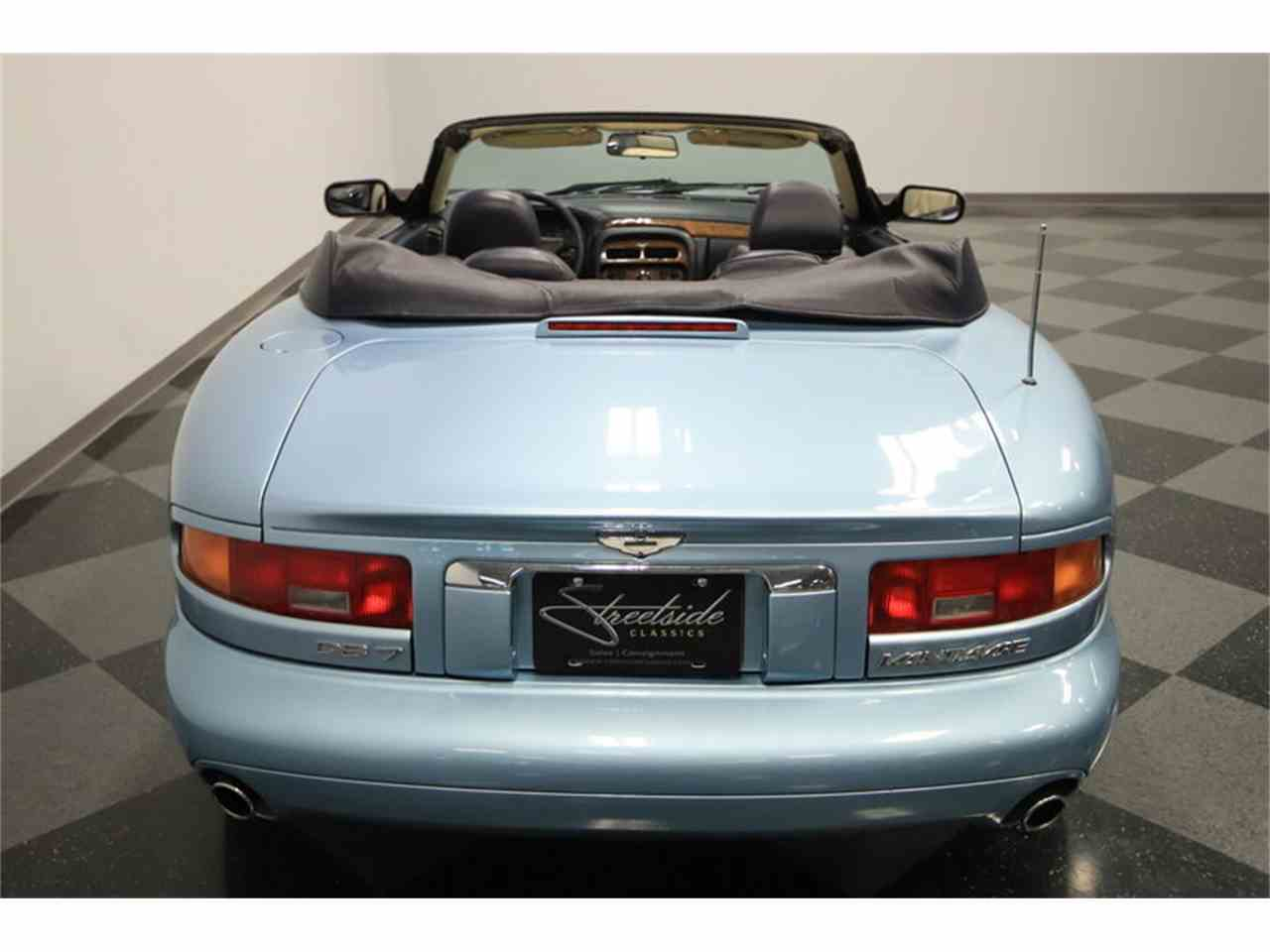 Large Picture of 2000 Aston Martin DB7 Vantage Volante located in Arizona Offered by Streetside Classics - Phoenix - M73B