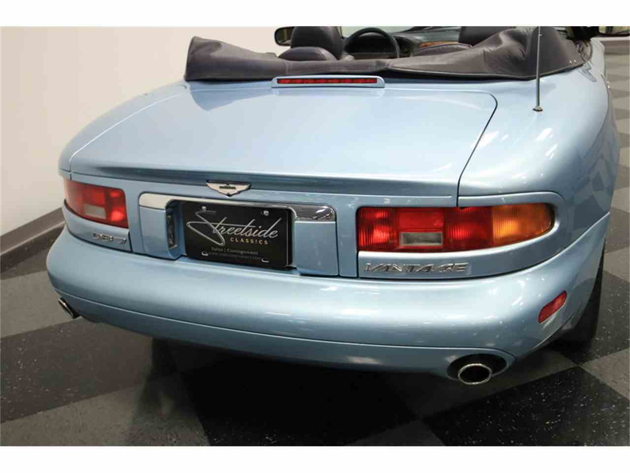 Large Picture of '00 Aston Martin DB7 Vantage Volante located in Arizona - $39,995.00 - M73B