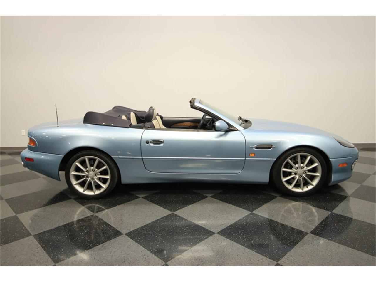 Large Picture of '00 DB7 Vantage Volante - M73B