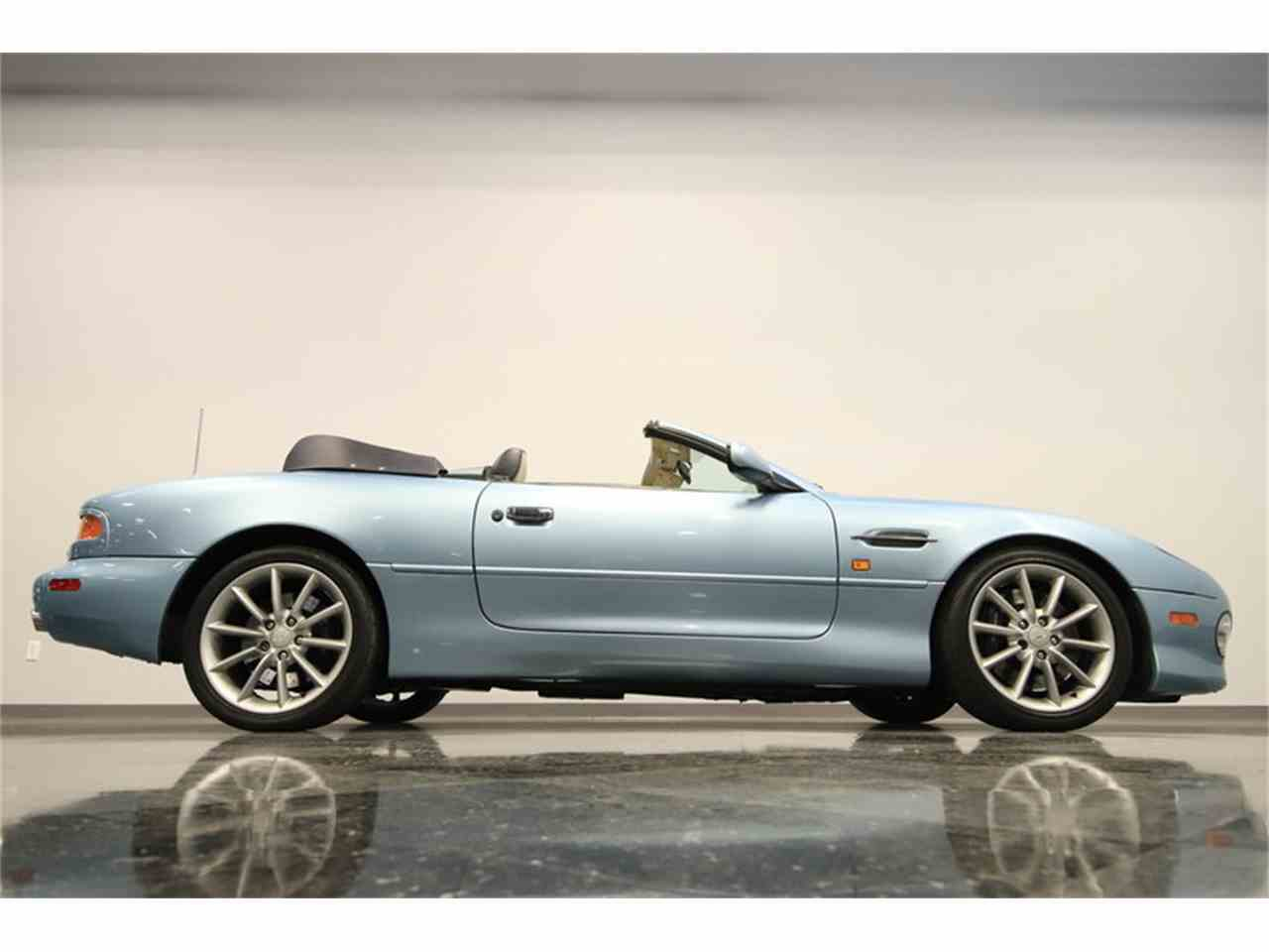 Large Picture of '00 Aston Martin DB7 Vantage Volante - M73B