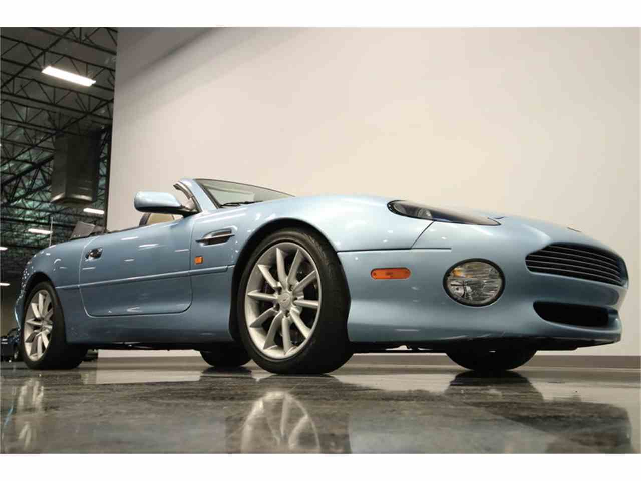 Large Picture of '00 DB7 Vantage Volante located in Mesa Arizona - M73B