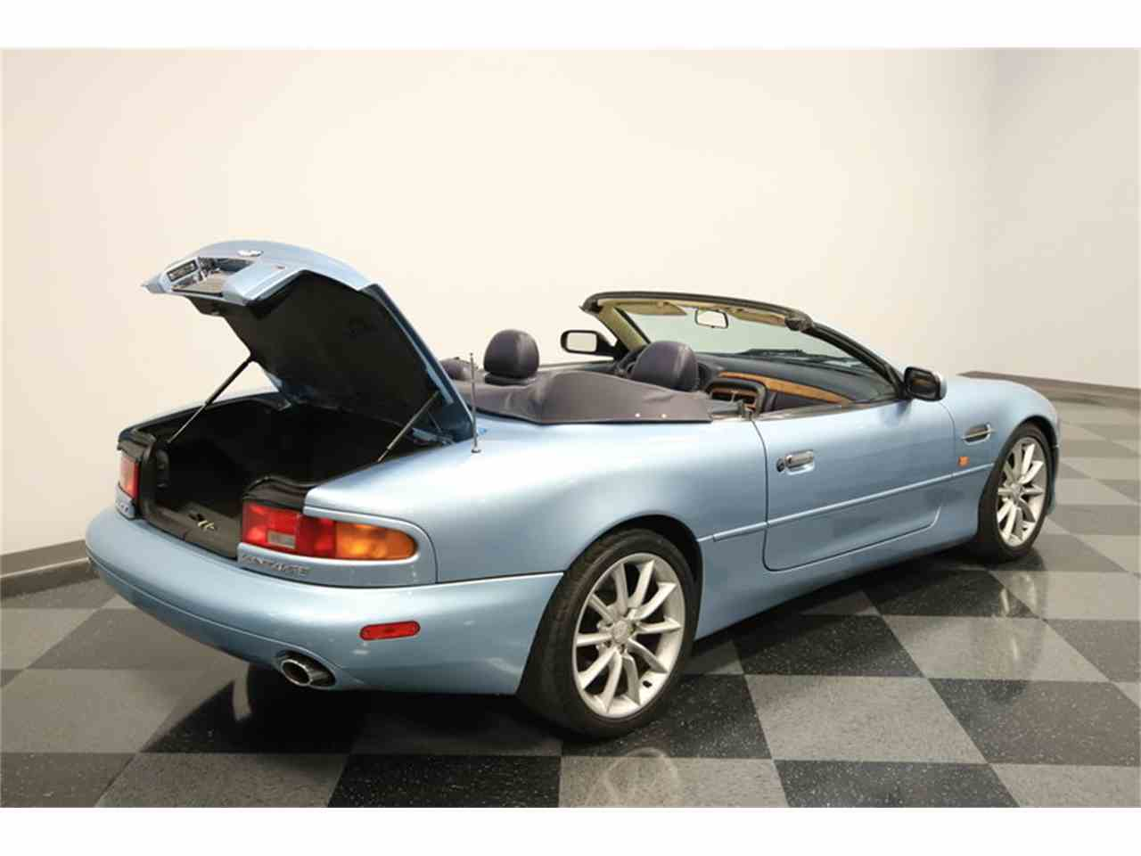 Large Picture of 2000 Aston Martin DB7 Vantage Volante Offered by Streetside Classics - Phoenix - M73B