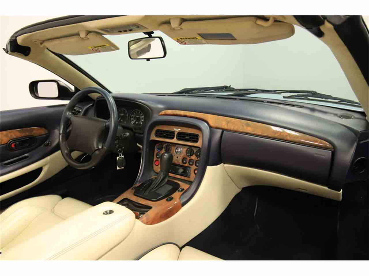 Large Picture of 2000 Aston Martin DB7 Vantage Volante located in Mesa Arizona Offered by Streetside Classics - Phoenix - M73B