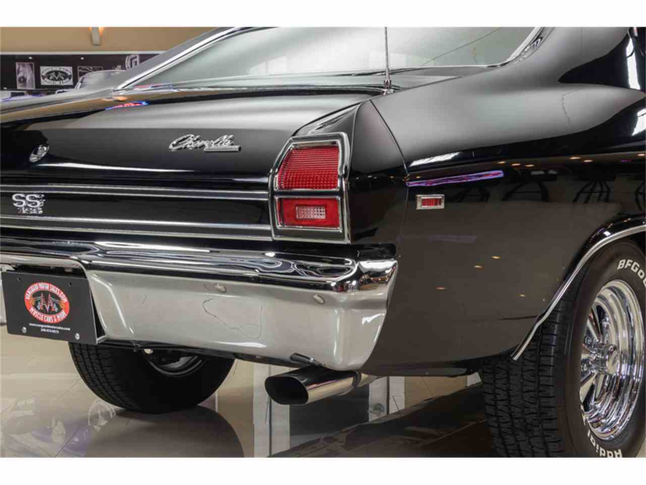 1969 Chevrolet Chevelle for Sale   ClassicCars.com   CC-1035633
