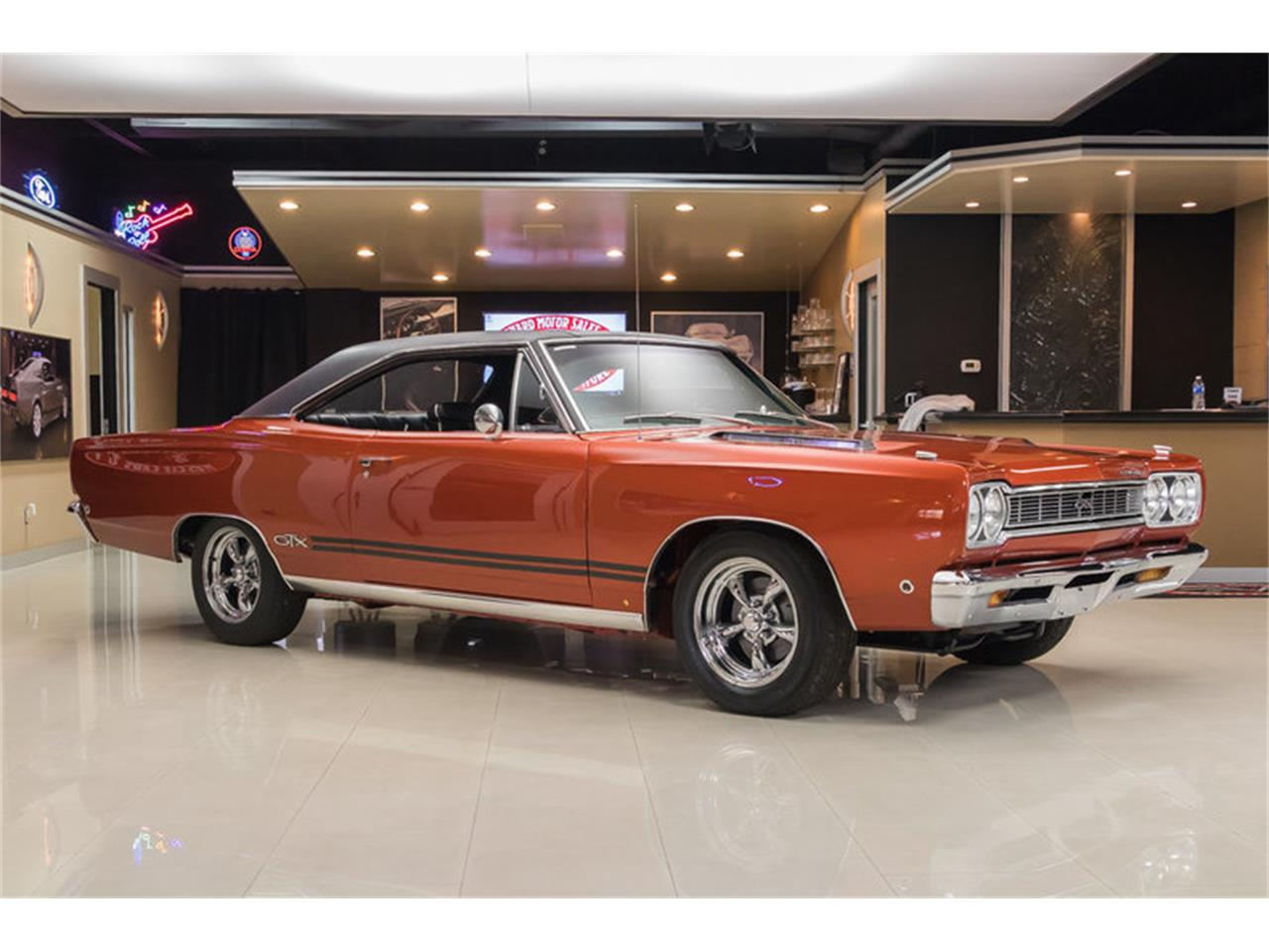 Large Picture of Classic '68 Plymouth GTX located in Michigan Offered by Vanguard Motor Sales - M742