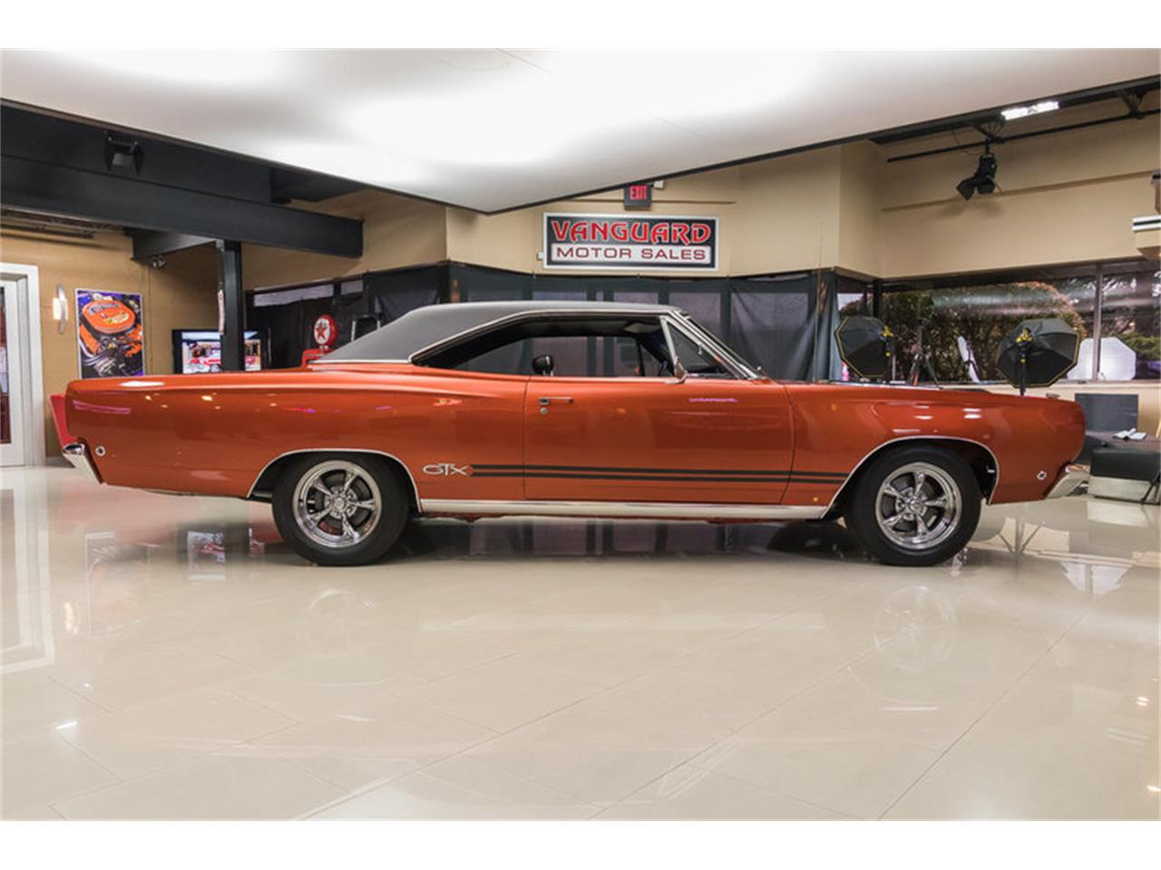 Large Picture of Classic 1968 Plymouth GTX located in Michigan - $62,900.00 Offered by Vanguard Motor Sales - M742