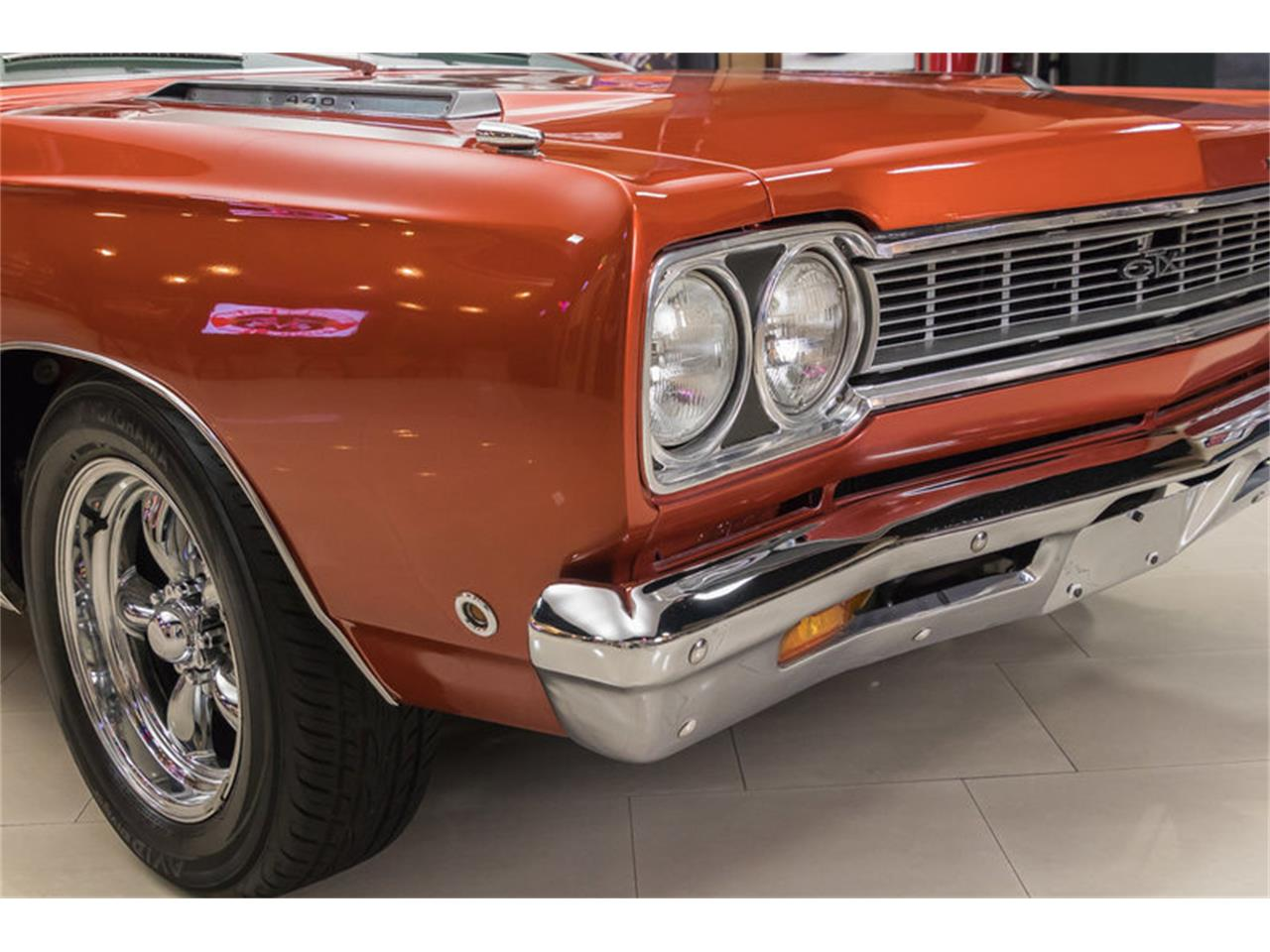 Large Picture of Classic '68 Plymouth GTX located in Michigan - $62,900.00 - M742