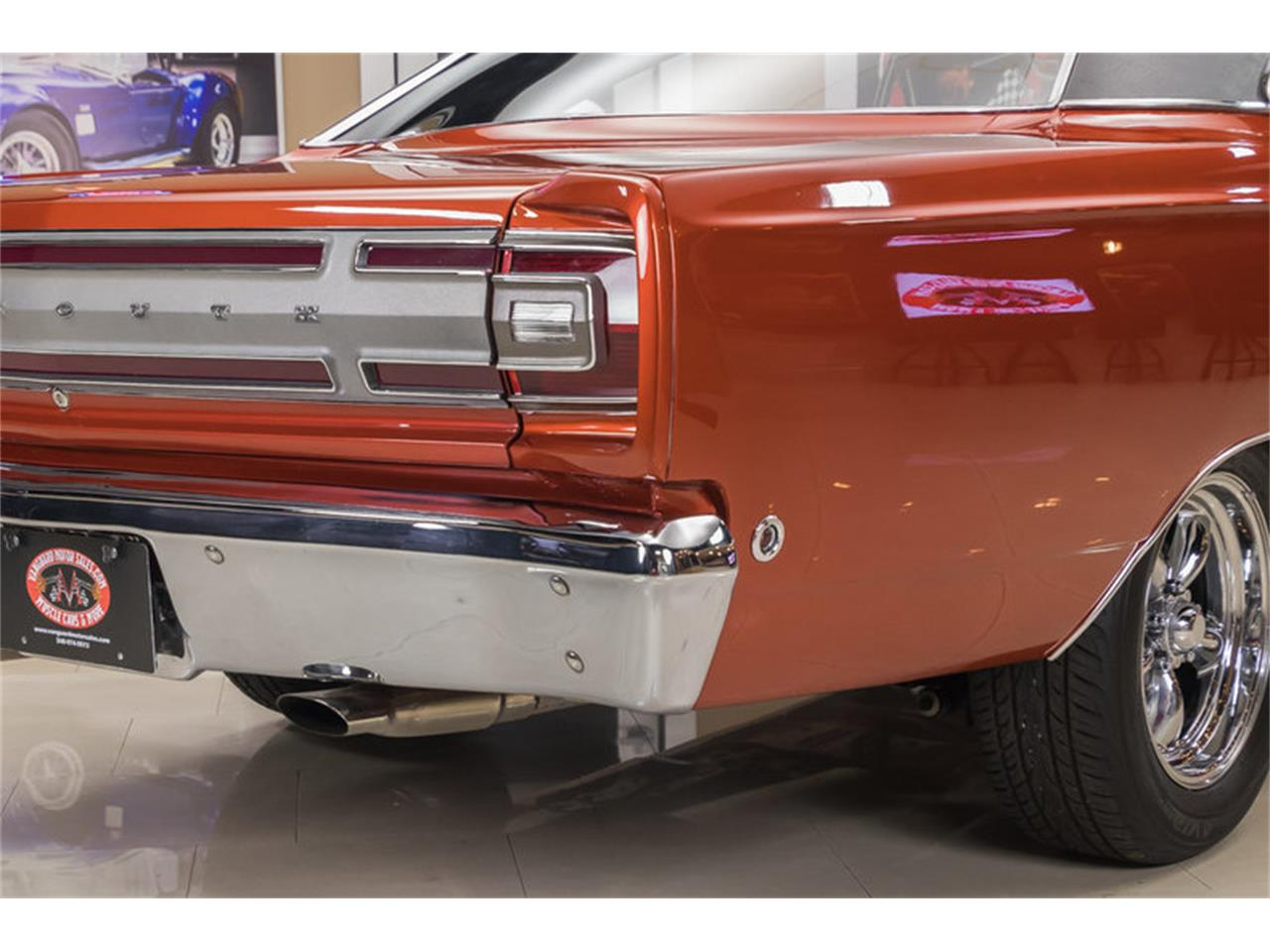 Large Picture of '68 GTX located in Michigan Offered by Vanguard Motor Sales - M742