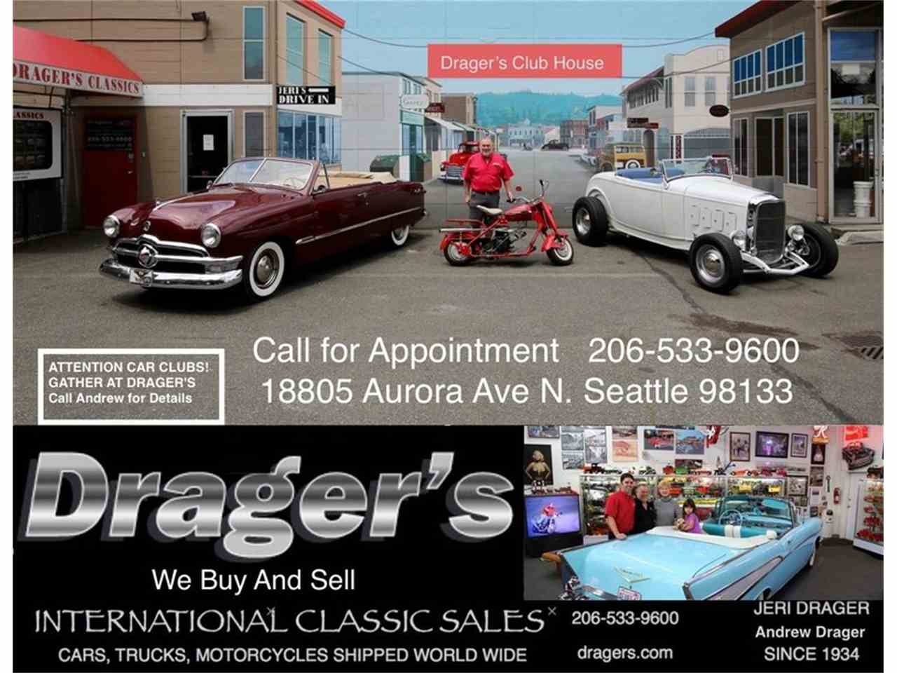 Large Picture of Classic '40 Chevrolet Street Rod located in Seattle Washington - $29,995.00 - M743