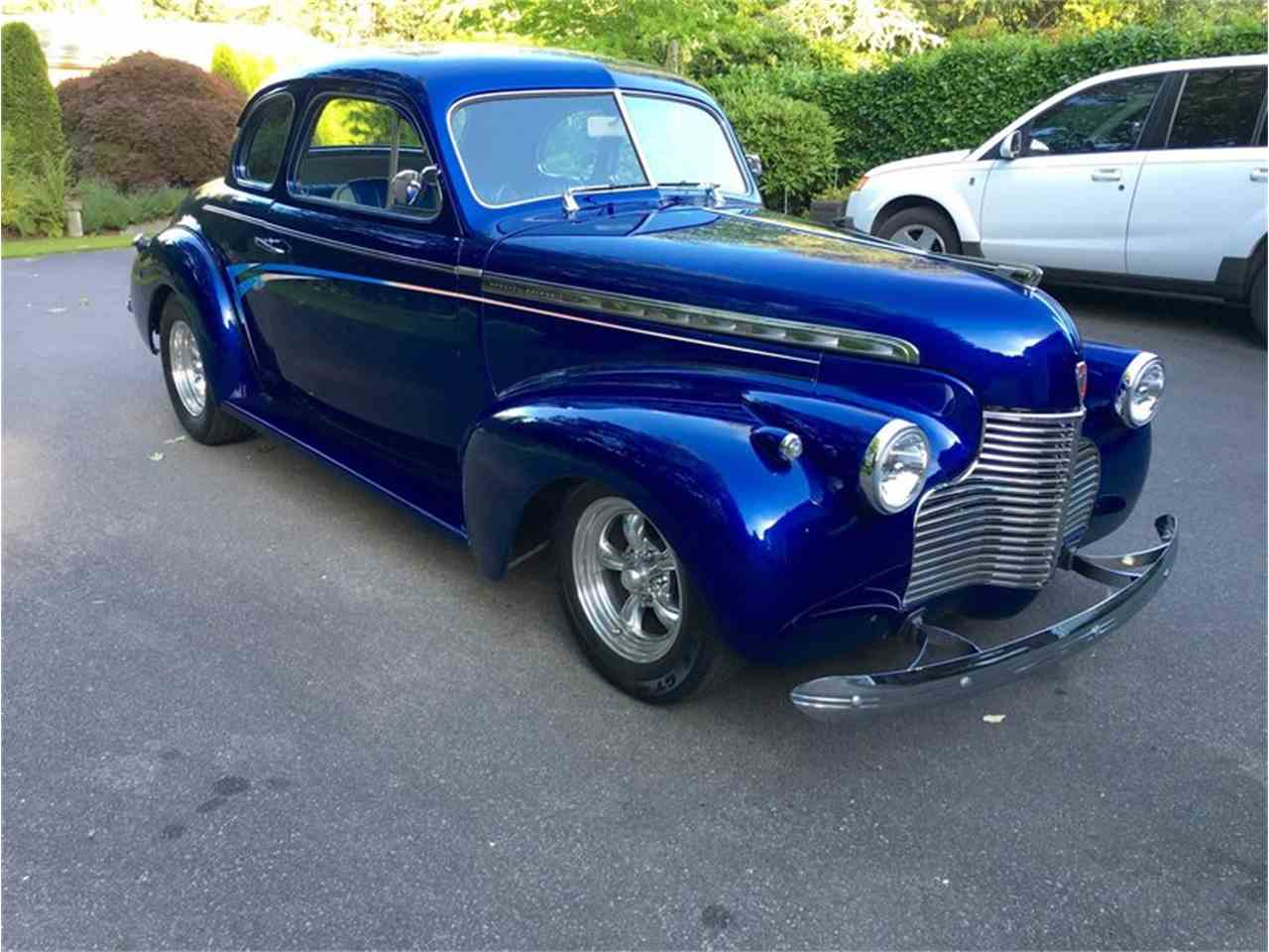Large Picture of 1940 Chevrolet Street Rod located in Washington - $29,995.00 - M743