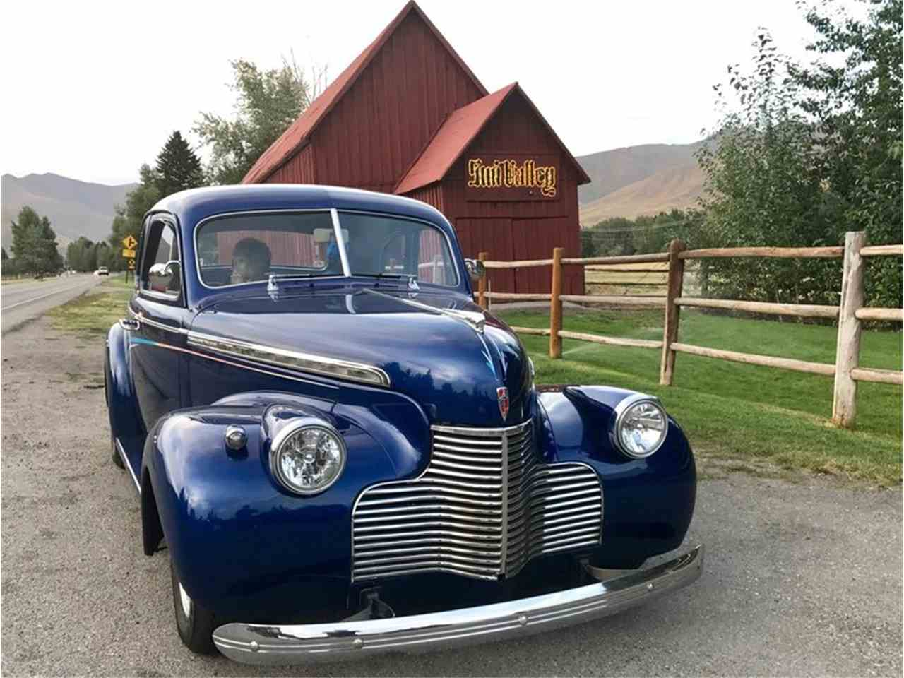 Large Picture of '40 Chevrolet Street Rod - M743