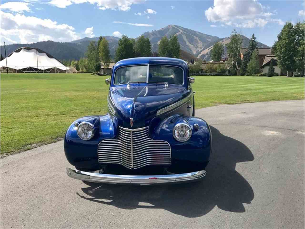 Large Picture of '40 Chevrolet Street Rod Offered by Drager's Classics - M743