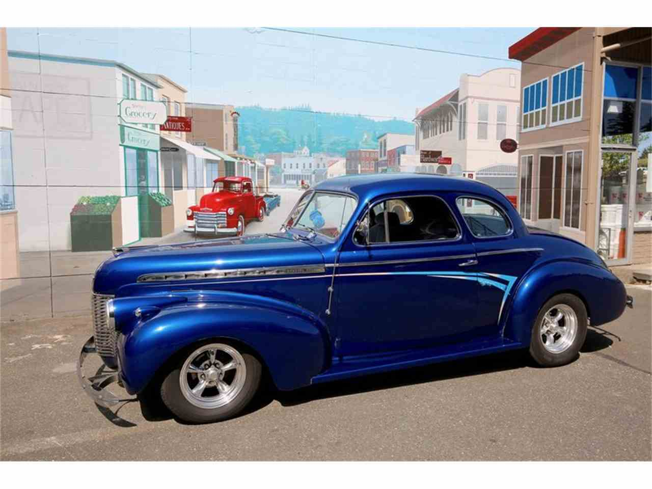 Large Picture of 1940 Street Rod located in Seattle Washington - M743
