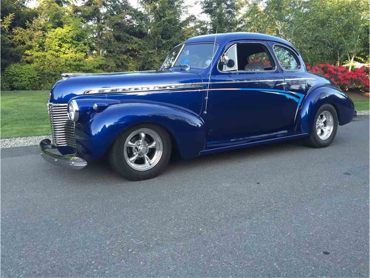 Large Picture of 1940 Chevrolet Street Rod located in Washington Offered by Drager's Classics - M743