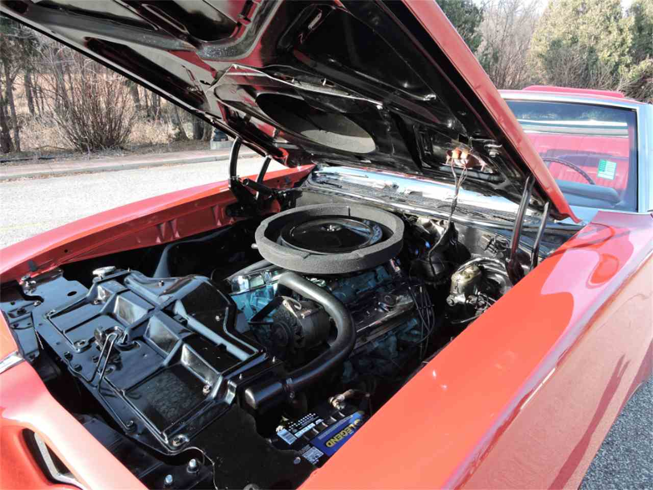 Large Picture of '68 GTO - M745