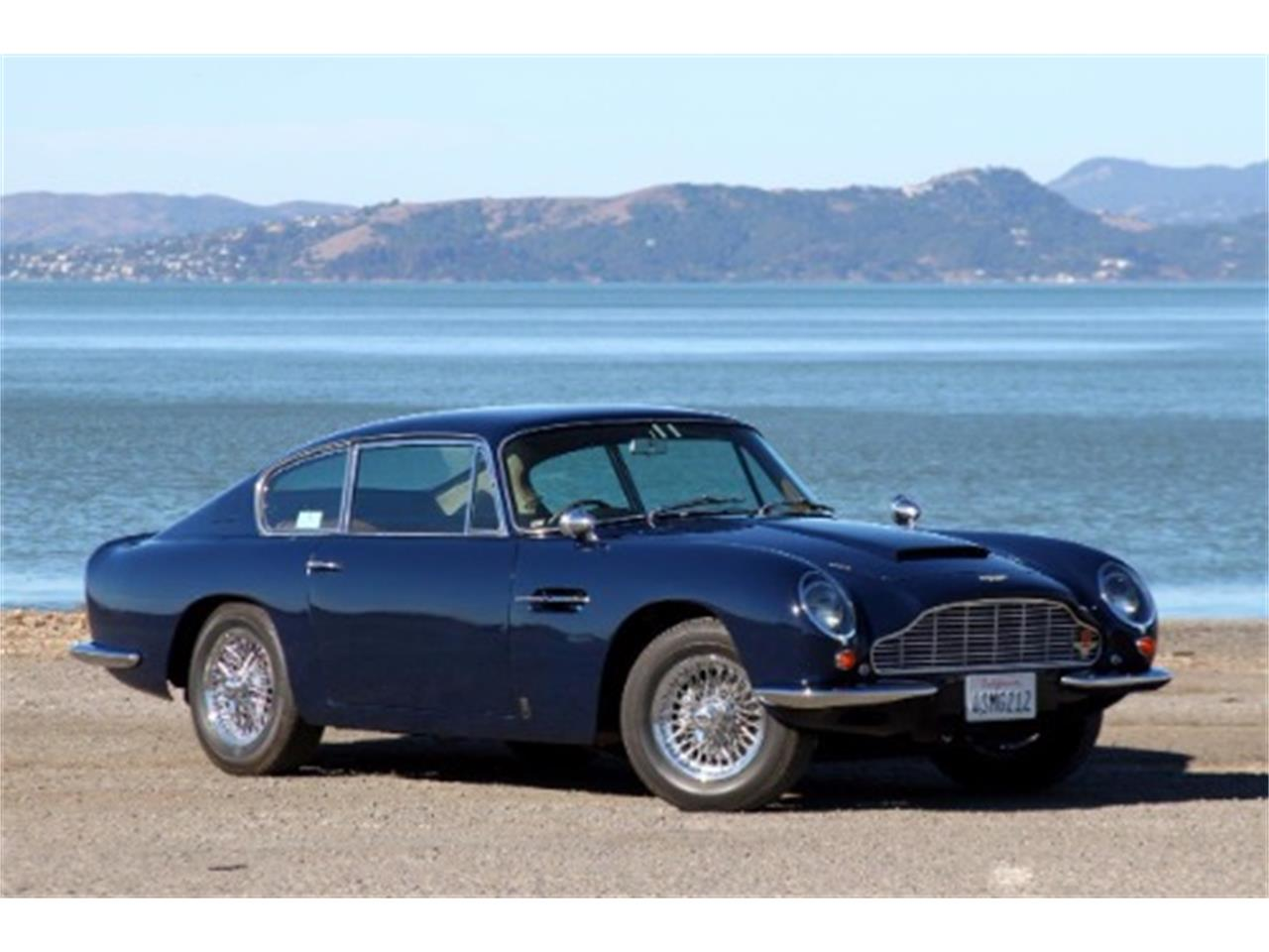 Large Picture of Classic '67 Aston Martin DB6 located in New York - M747