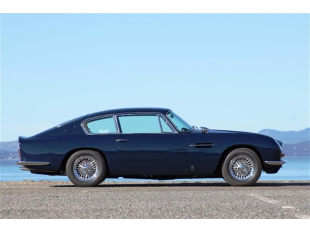 Large Picture of 1967 DB6 located in Astoria New York - $389,500.00 Offered by Gullwing Motor Cars - M747