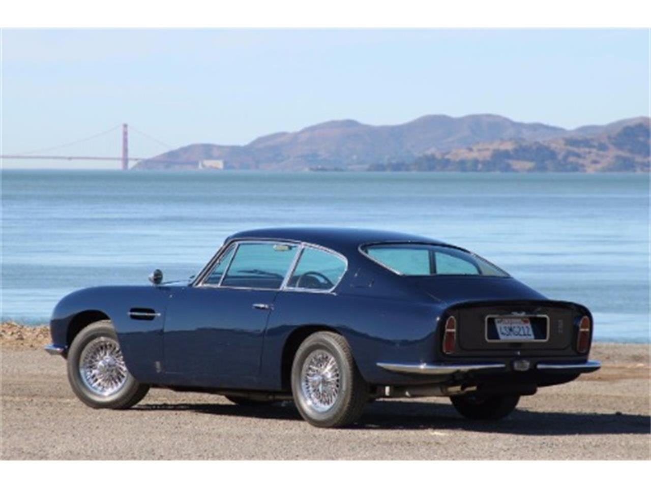 Large Picture of Classic '67 Aston Martin DB6 - $389,500.00 Offered by Gullwing Motor Cars - M747