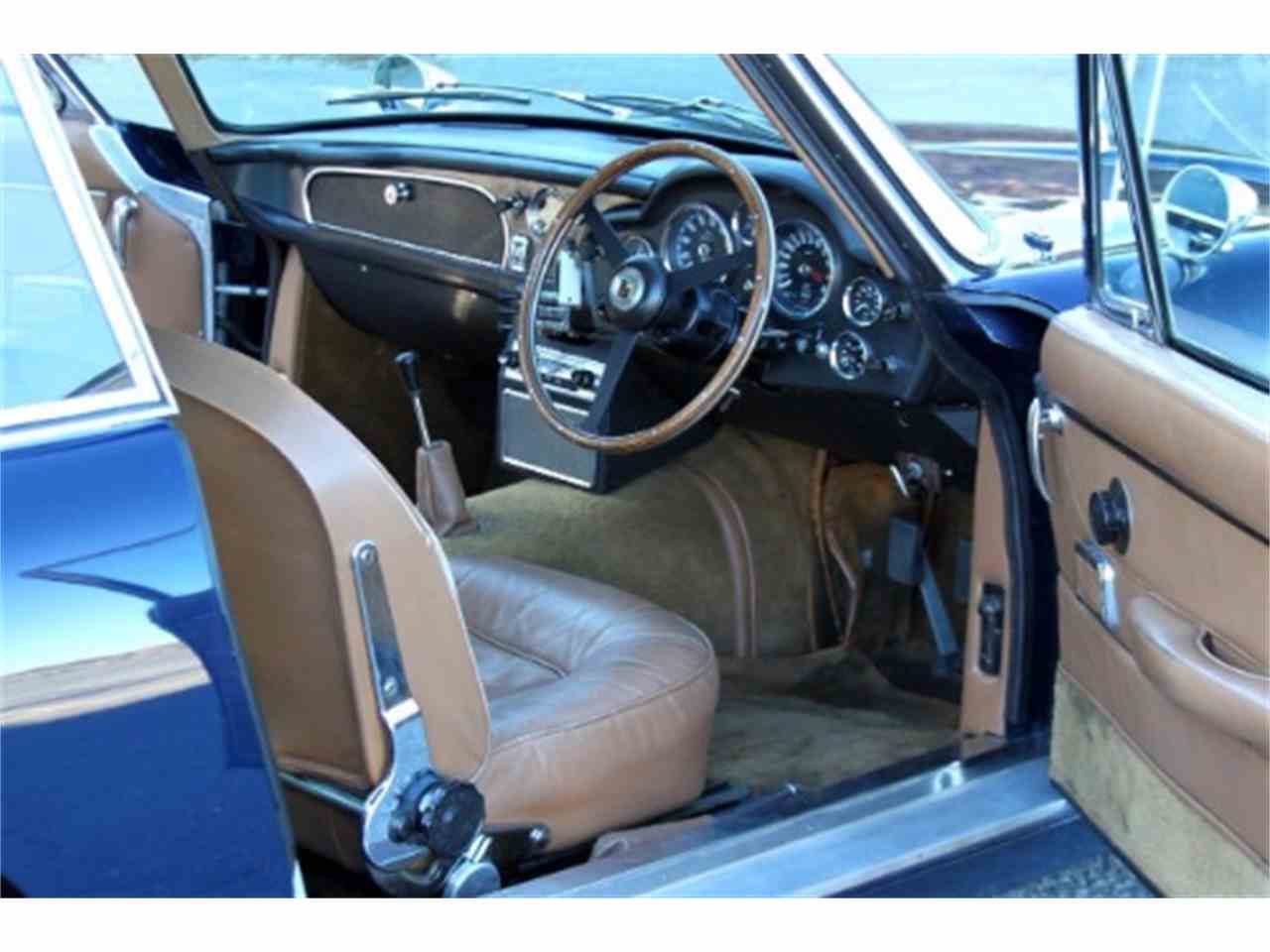 Large Picture of '67 DB6 - M747