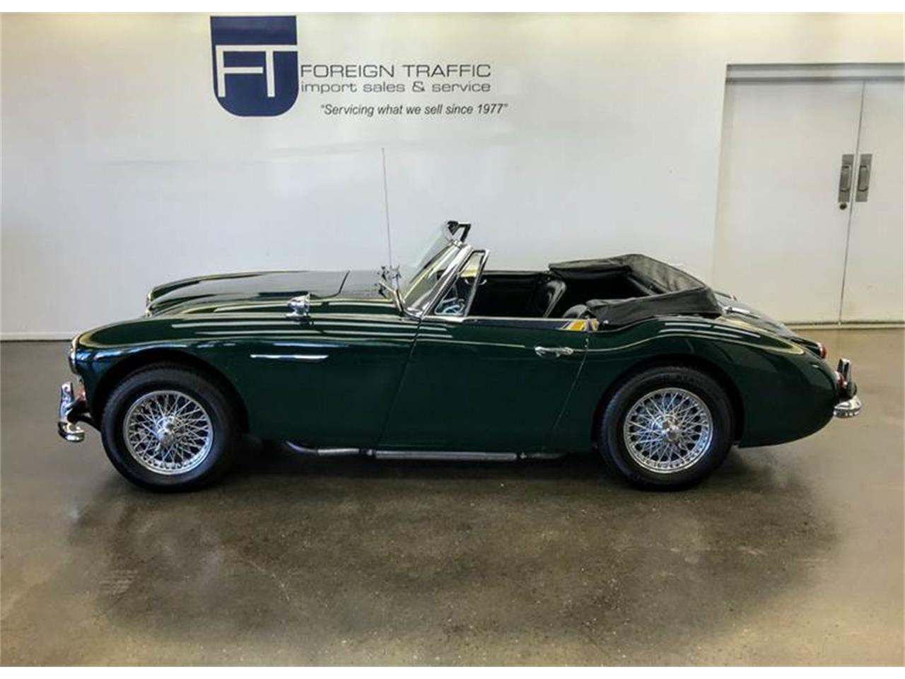Large Picture of Classic 1967 3000 Mark III Offered by Foreign Traffic Import Sales & Service - M74C