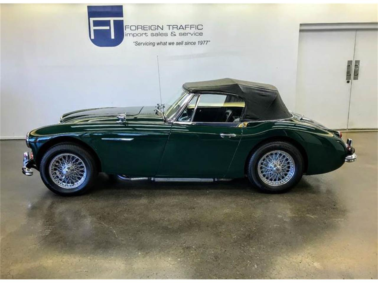 Large Picture of 1967 Austin-Healey 3000 Mark III Offered by Foreign Traffic Import Sales & Service - M74C