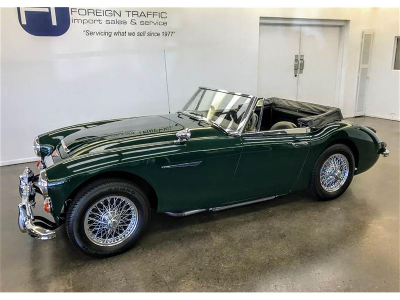 Large Picture of '67 Austin-Healey 3000 Mark III located in Allison Park Pennsylvania - M74C