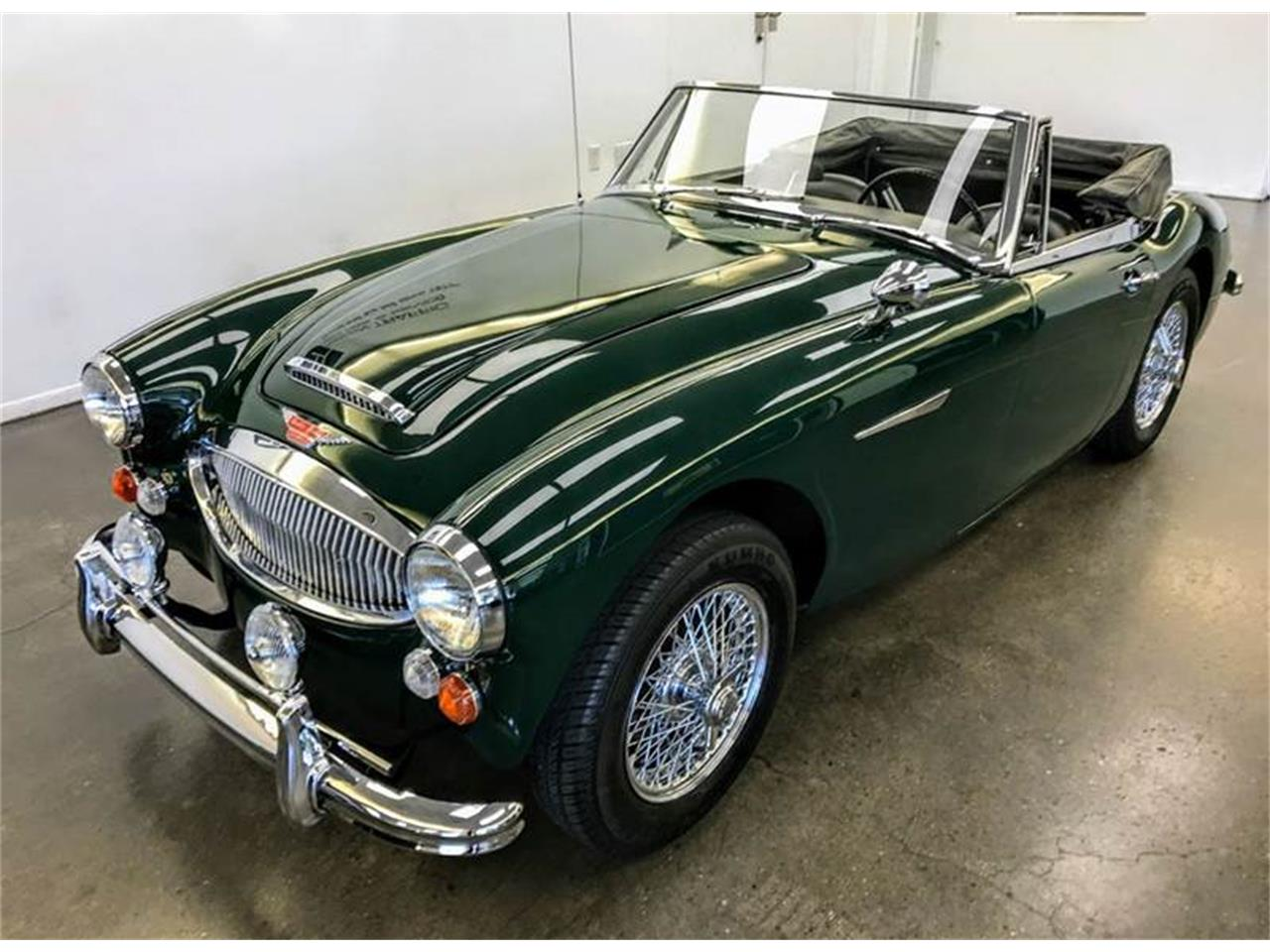 Large Picture of 1967 Austin-Healey 3000 Mark III located in Pennsylvania Offered by Foreign Traffic Import Sales & Service - M74C