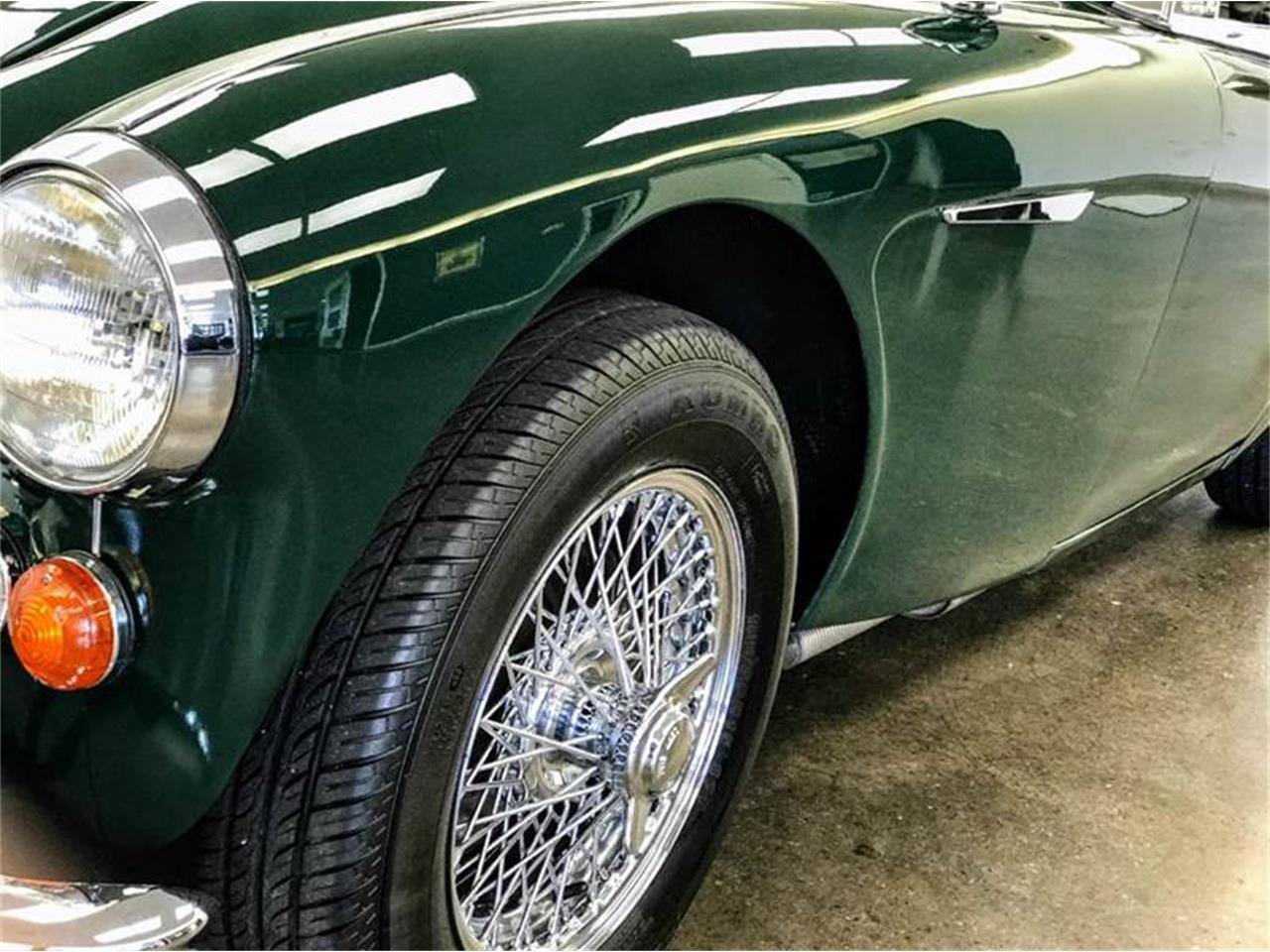 Large Picture of Classic '67 Austin-Healey 3000 Mark III Offered by Foreign Traffic Import Sales & Service - M74C