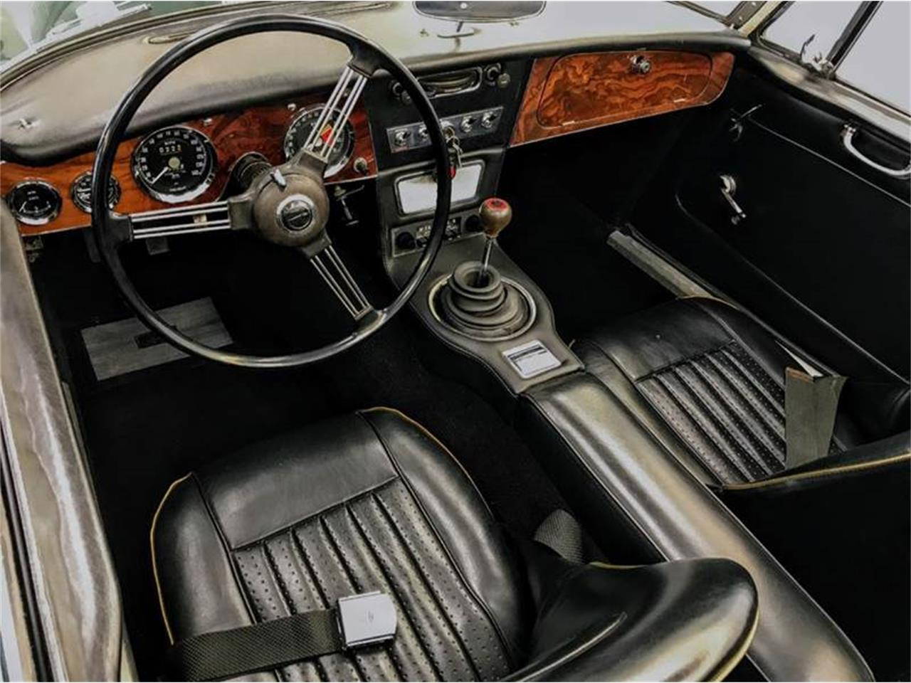 Large Picture of '67 Austin-Healey 3000 Mark III located in Pennsylvania Offered by Foreign Traffic Import Sales & Service - M74C